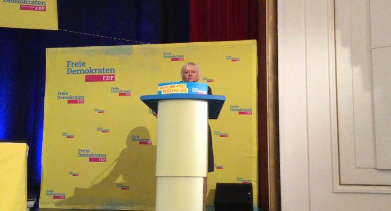 Europa-Rede auf dem Landesparteitag